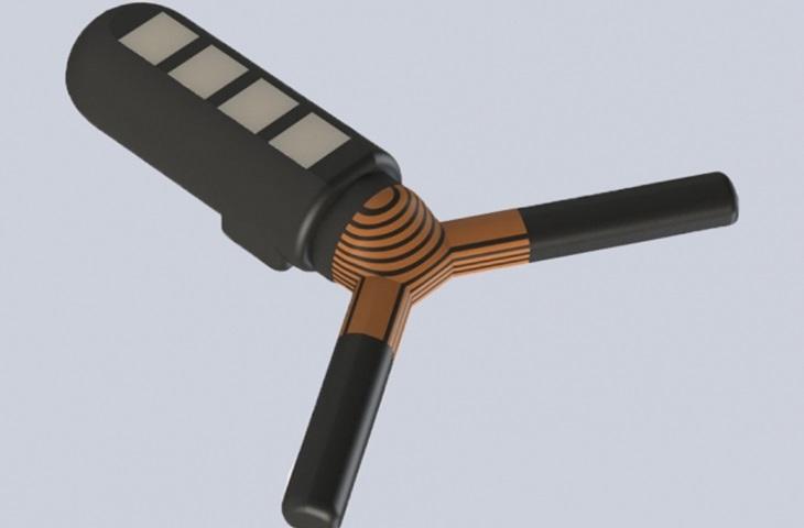 bluetooth bağlantılı yutulabilir kapsül
