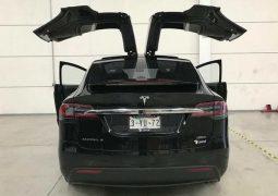zırhlı Tesla