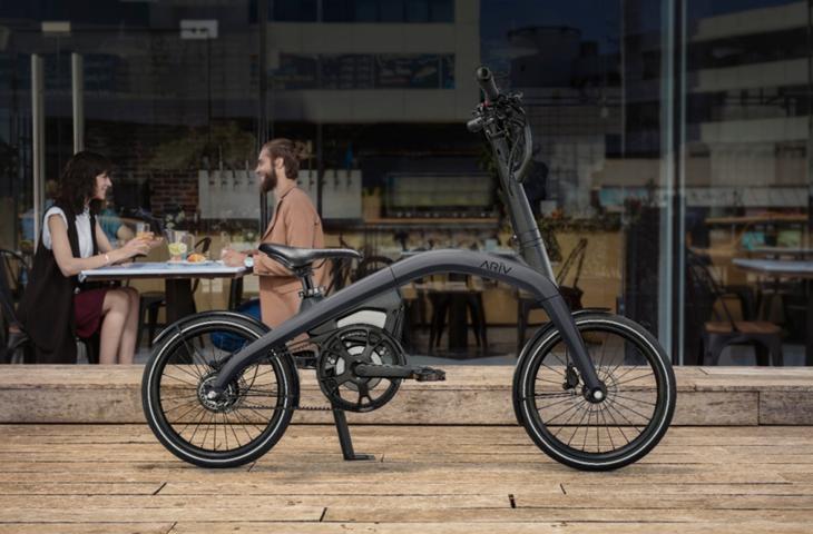 GM elektrikli bisiklet