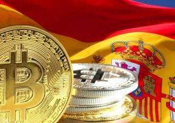 İspanya Bitcoin