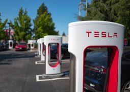 Tesla batarya