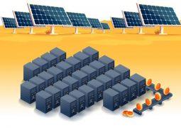 Yenilenebilir enerjiyle madencilik