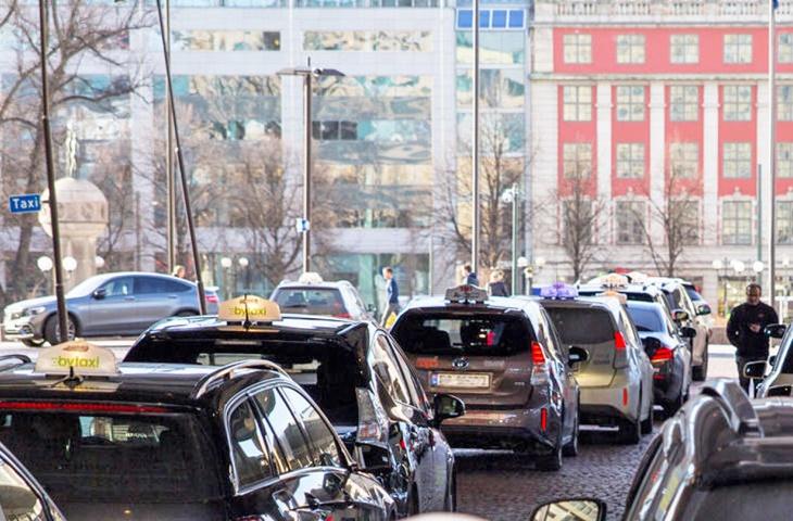 Elektrikli taksiler