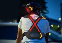 giyilebilir aydınlatma sistemi