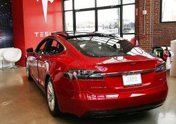 Tesla ticari hırsızlık