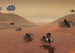 NASA Satürn'e uçan drone gönderecek
