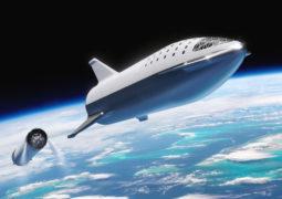 SpaceX Los Angeles'ta uzay gemisi fabrikası açıyor
