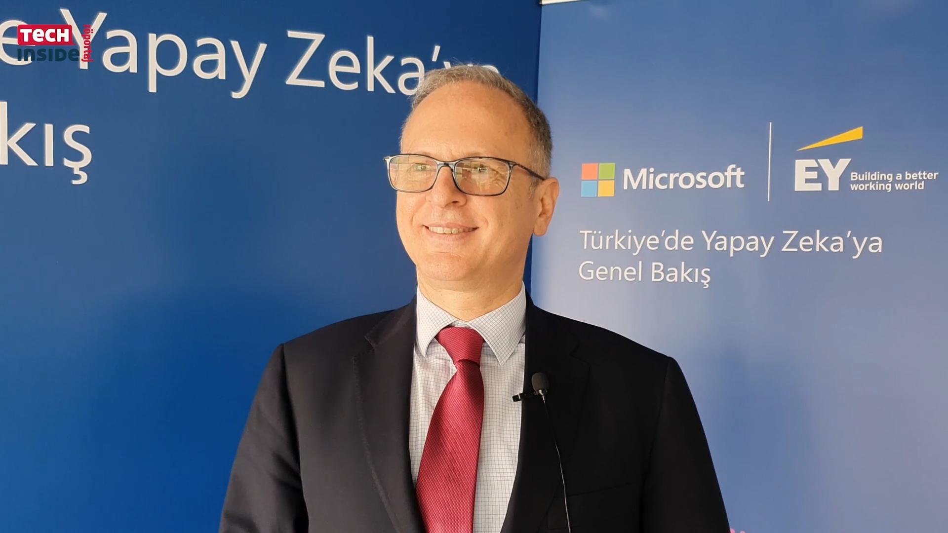 Türkiye yapay zeka konusunda nerede? (Röportaj)