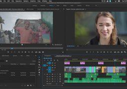 Adobe Premiere Pro yapay zeka