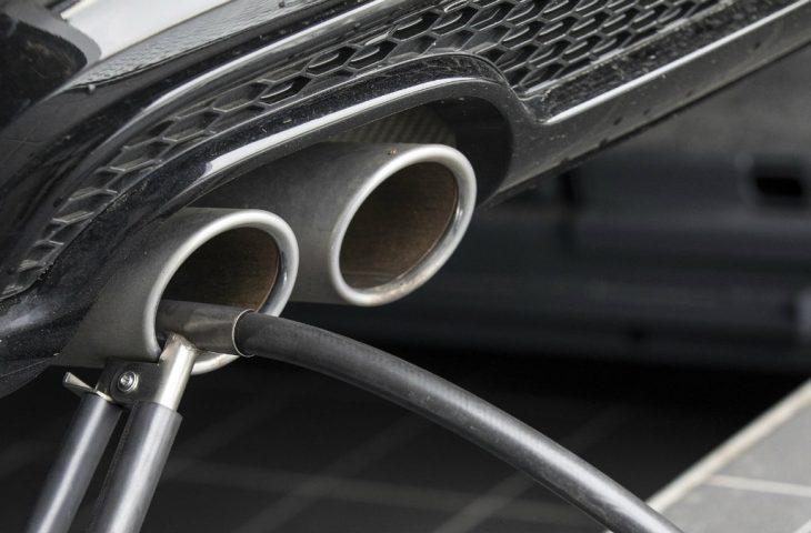 Daimler emisyon
