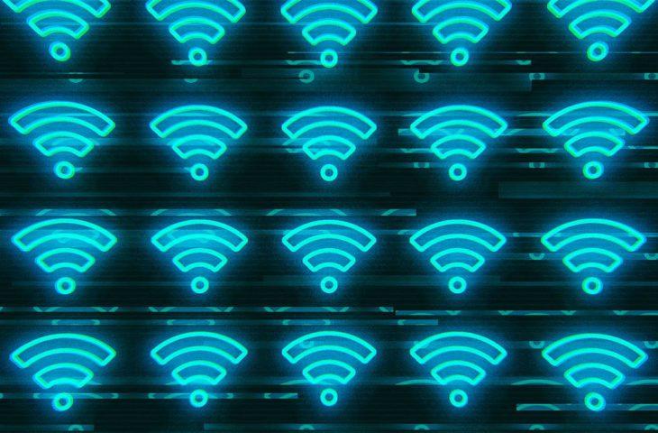 Wi-Fi 6 kablosuz bağlantı