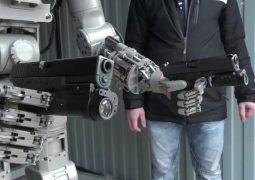 Yapay zekalı silahlar