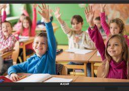 MEB'den okullara 16 bin 600 Arçelik etkileşimli tahta