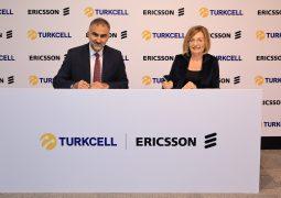 Turkcell ve Ericsson, 5G teknolojisi alanında işbirliği anlaşması imzaladı