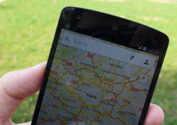 Google Haritalar güncellemesi yayınlandı
