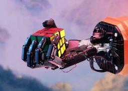 Rubik küpü çözen robot kol yapıldı!