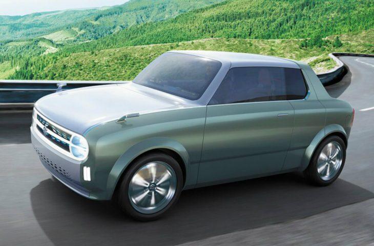 Suzuki geleceğin araçlarını