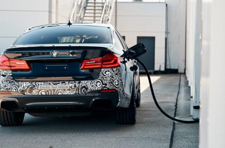 BMW batarya