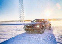BMW i4'ün menzili 600 km olacak