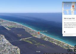 Google Earth gezgin