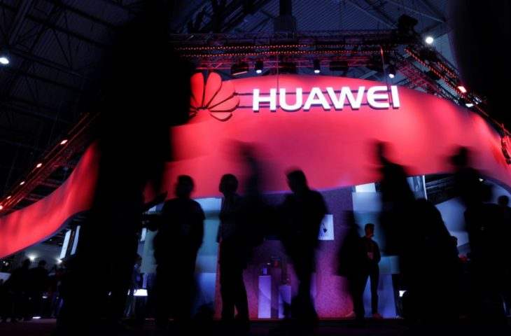 İspanya Huawei
