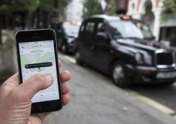 Uber'in Londra lisansı