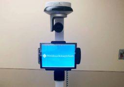 ABD'de robotla tedavi başladı!