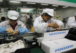 Foxconn üretim