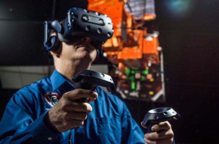 NASA VR ve AR