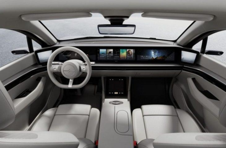 Sony elektrikli otomobil