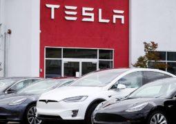 Tesla fabrikası geçici olarak kapatıldı