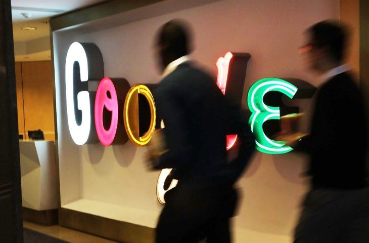 Google çalışanında korona