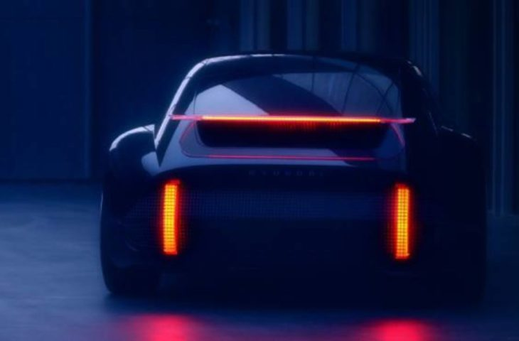 Hyundai elektrikli spor otomobil