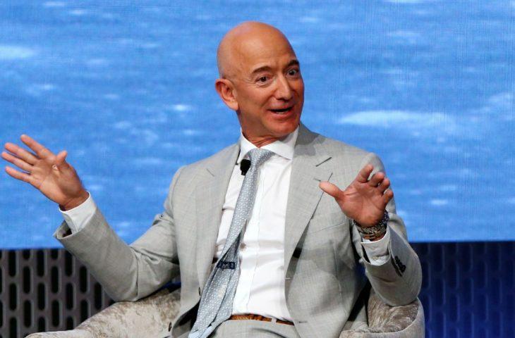 Jeff Bezos yatırım