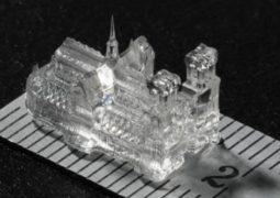Saniyeler içinde çıktı alan 3D yazıcı