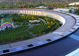 Apple Park koronavirüs için önlem alacak