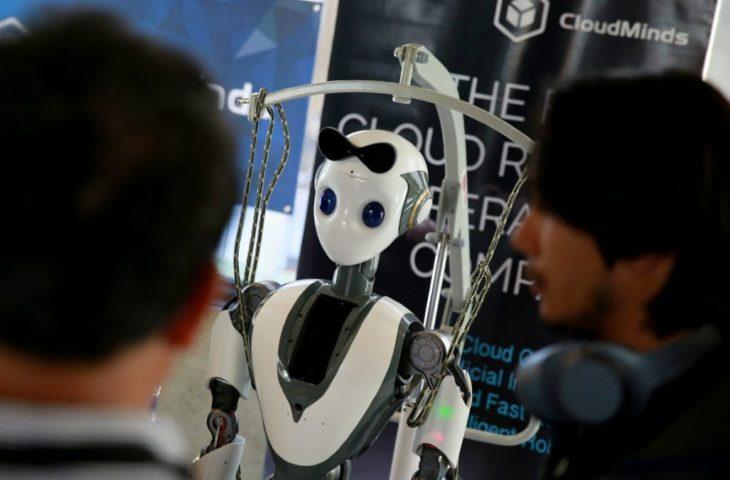 robot hastanesi
