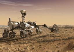 Yeni Mars robotunun ismi belli oldu
