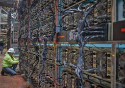 Enerji santrali madencilik