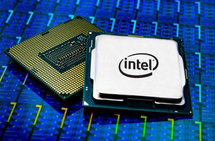 Intel üretim süreçleri
