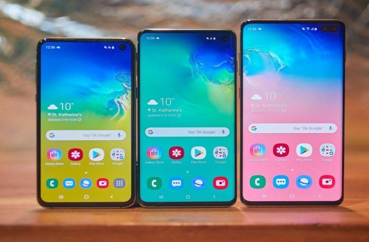 Samsung Galaxy Store uygulamaları