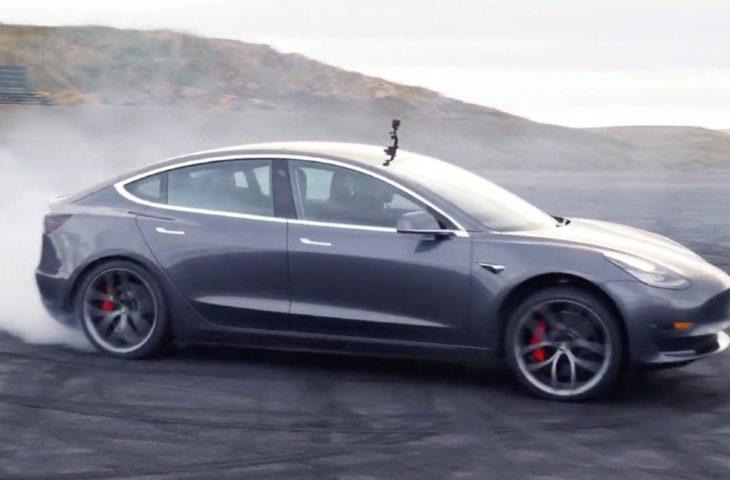 Tesla Model 3 donanım paketi