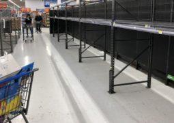 Walmart koronavirüs