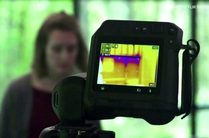 Amazon termal kamera