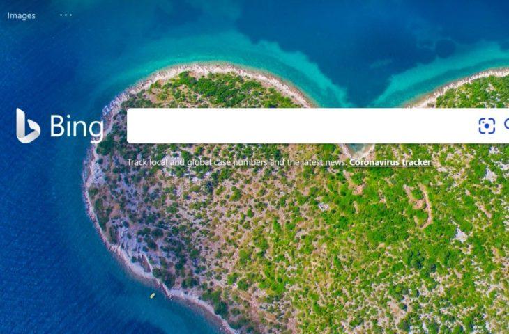 Bing logosu