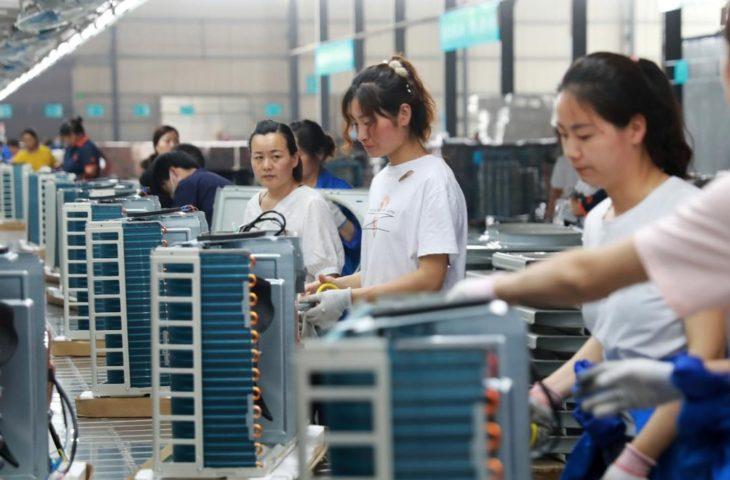 Çin'de üretim