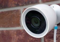 Google güvenlik kameraları