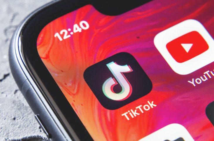 YouTube ile TikTok