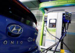 Hyundai batarya üretimi