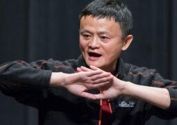 Jack Ma SoftBank Group
